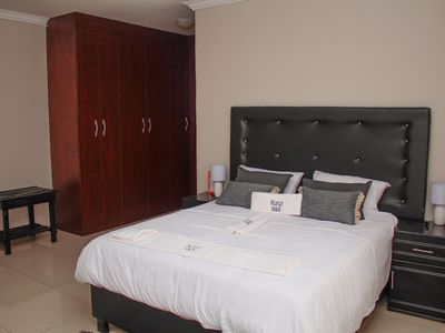 Photo for Stylish home in the heart of Gaborone offering exquisite accommodation.