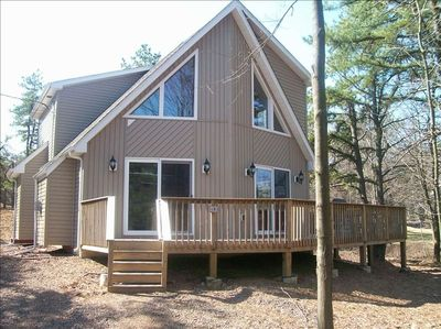 Luxury, Hot Tub,Fireplace,Pool Table,Pet Friendly,No Security Deposit! -  Albrightsville