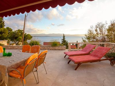 Photo for Holiday home Dorothea, (14683), Bol, Croatia