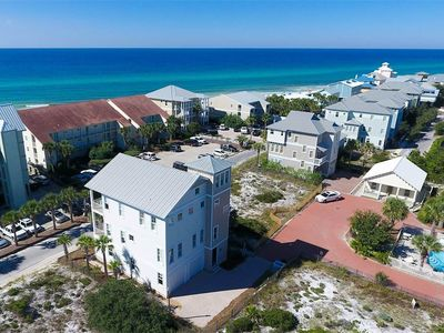 Photo for Gulf Views! Close to the Beach!  Community Pool!