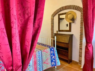 Photo for Comfortable studio in a country house with pool close to the sea