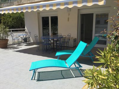 Photo for QUIET IN THE PARK OF CAVALAIRE AND 3 MINUTES FROM THE BEACH