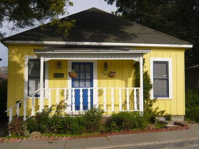 Photo for Private Cottage in Pacific Grove & 2 Complementary Aquarium Passes