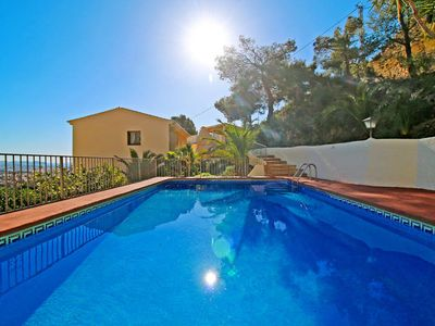 Photo for Vacation home Casa Ute  in Calpe (Alicante), Costa Blanca - 11 persons, 5 bedrooms