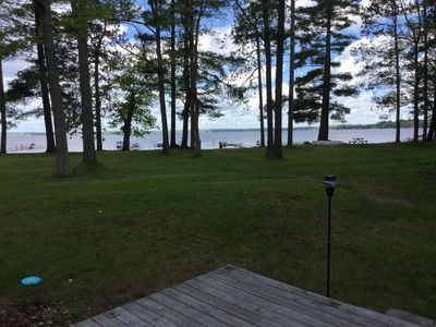 Photo for Year Round Lake Mitchell Cottage