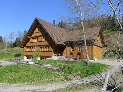 Photo for 3BR Apartment Vacation Rental in Trogen