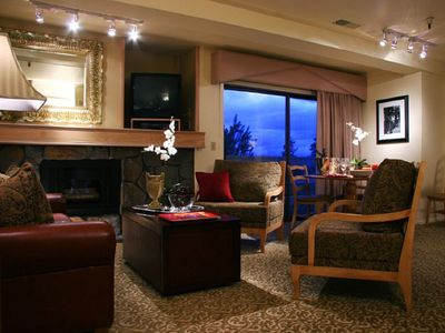 Photo for Christmas in Tahoe! 2BR close to casinos & skiing!