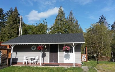 Photo for Our Creekside Cottage is located only a mile from the Olympic Discovery Trail.