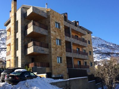 Photo for Relax in a Modern & Cosy App at La Reserve- Faraya