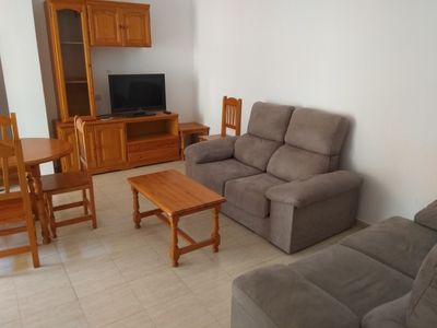 Photo for Nice apartment next to the beach 10 min. from Benidorm and 3 from Villajoyosa