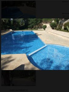 Photo for Apartment with POOL + parking + forest and park Cannes South of France
