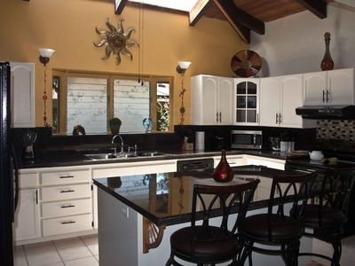Photo for Beautiful Luxury home on Big Island close to ocean, parks, jungle and adventure!