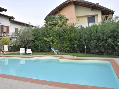 Photo for apartment with pool, air conditioning, perfect for families and couples