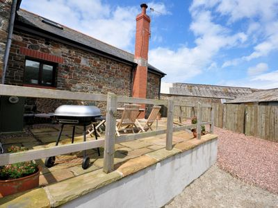 Photo for 1BR Barn Vacation Rental in Bideford