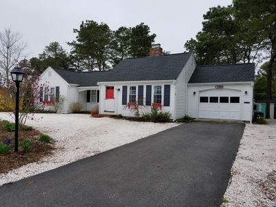 Photo for New Listing Close to Beaches with Perennial Gardens and Private Patio