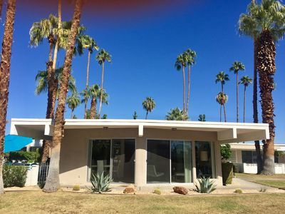 Photo for Panoramic Views, Mid-Century Modern newly remodeled Condo.