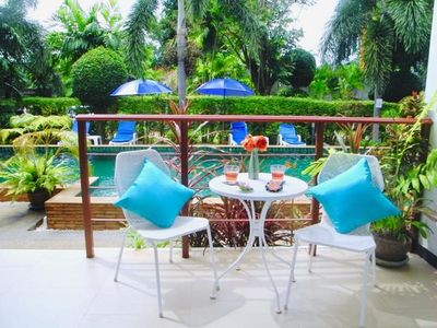 Photo for Nai Harn : 1 bedroom apartment close to