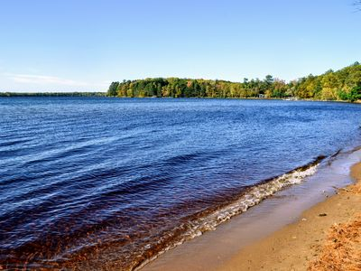 Photo for Charming Condo on Fence Lake (Over 9,000 Acres!)