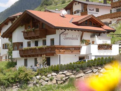 Photo for Apartment for 2-6 persons - Apart Sunnbichl Apartment in Nauders