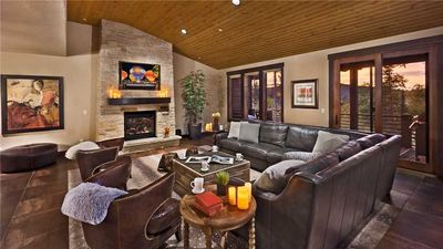 Photo for Contemporary Luxe + Hot Tub + Foosball + Ski Shuttle - Granite Falls Chalet:
