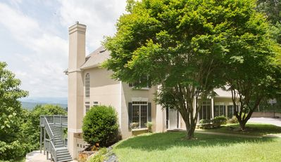Photo for 50+ Mile Views, Large Executive Home, Dog Friendly In Private Community