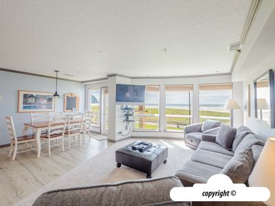 Photo for OCEAN FRONT: SEASCAPE CONDO:  Seaside Vacation Homes, Inc Managed