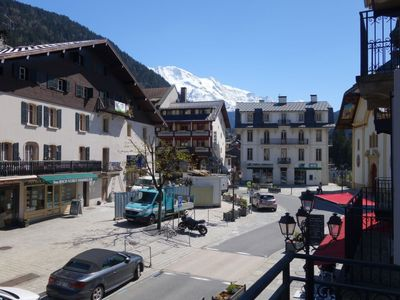 Photo for Apartment in the center of Saint-Gervais-les-Bains with Lift, Internet, Balcony (102609)