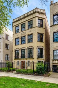 1928 Art Deco 4 flat. Completely rehabbed from top to bottom. Offering 3 condos.