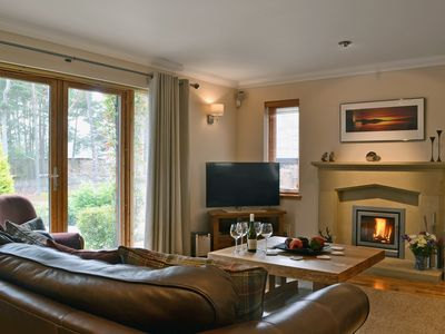 Photo for 5 bedroom accommodation in Boat of Garten, near Aviemore