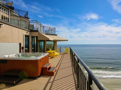 Photo for Oceanfront Penthouse at Surfmaster, with Free Water Park, Aquarium, Golf & More Every Day!