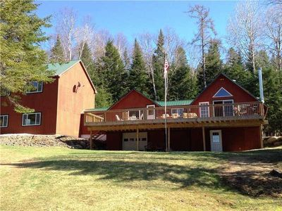 Photo for Rental home on Dodge Pond just three miles from downtown Rangeley.