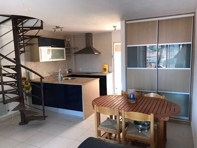 Photo for Duplex very well located near the village and train station