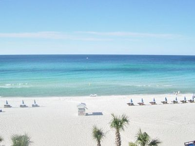Photo for SPECIAL 4/30 - 5/4 Available! Calypso Towers Beach Retreat-Unit 707-Beach Chair