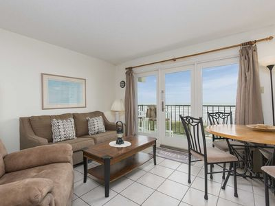 Florence I 302 - Oceanfront Balcony, Endless Views, Perfect for a Couple or Small Family