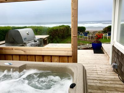 Photo for 4BR Chateau / Country House Vacation Rental in Arch Cape, Oregon