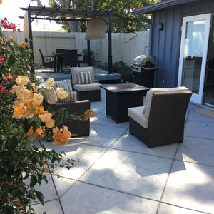 Photo for Charming Ocean-Block Beach Duplex with Awesome Indoor/outdoor Living