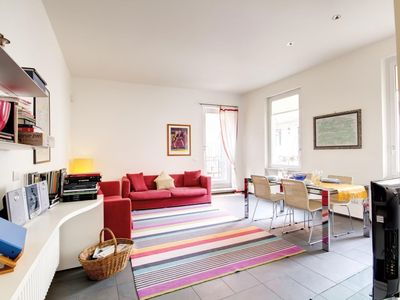 Photo for Cosy apartment for 4 guests with WIFI, A/C and TV