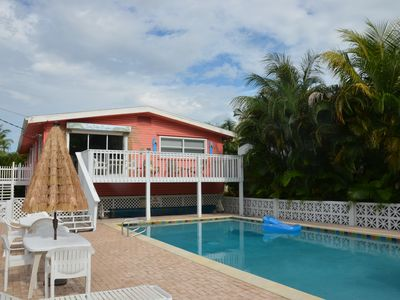 Photo for North End Private Beach Home With Pool Close To The Pier