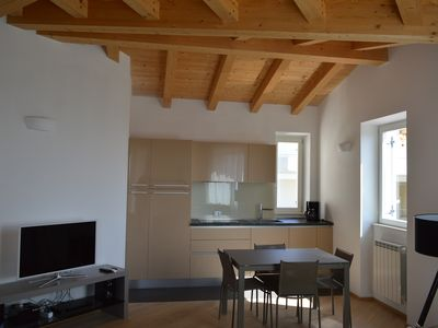 Photo for 2BR Apartment Vacation Rental in Tignale, Lombardia