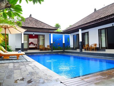 Photo for New 3 Bedrooms Villa in Canggu with a private pool and kitchen
