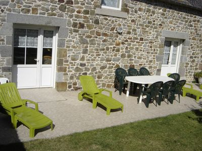 Photo for House comfortable, accessible PMR, between Saint-Malo and Mt St-Michel