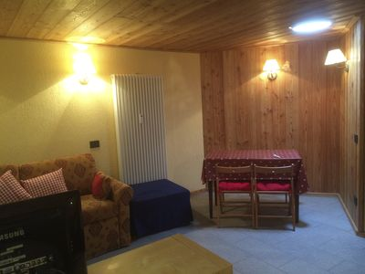 Photo for Splendid tavern / loft in chalet on the edge of the forest, 150 m. over the country