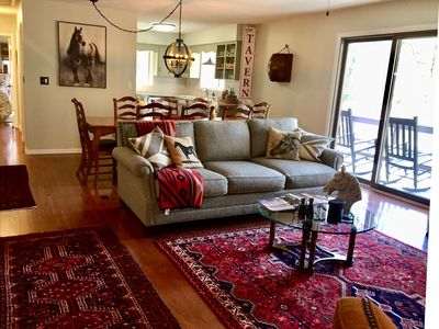 Photo for The Tack Haus in Tryon. Elegant equestrian comfort, 13 miles to TIEC.