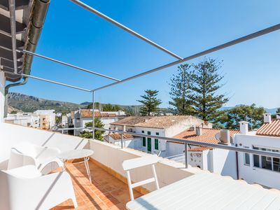 Photo for ATTIC IN PESCADORS. FANTASTIC SEA VIEW AND VERY NEAR THE BEACH.