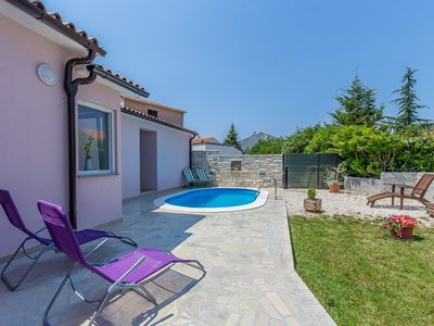 Photo for Holiday house Štinjan for 1 - 6 persons with 3 bedrooms - Villa