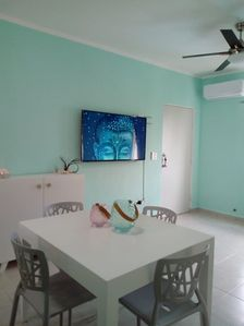 Photo for CHARMING NEW FLAT IN RESIDENCE FOR 8 PEOPLE NEXT TO BEACHES AND CITY CENTER