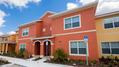 Photo for Stay @ Tinkerbells Treasure - a 4 bed townhouse in Paradise Palms - near Disney!