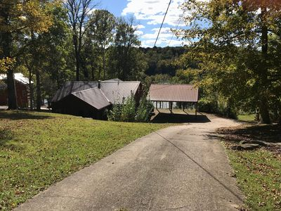 Photo for Lakeside Dreams - House Located On Beautiful  Nolin Lake In Mammoth Cave, KY