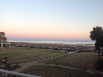 Photo for Fripp's Best Location and Just Steps Away from the Beach!