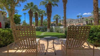 Photo for Beautiful PGA West Desert Condo with Mountain Views, Pool/Hot Tub Steps Away